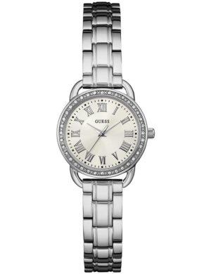 Guess W0929L3 orologio donna acciaio bicolore e bracciale